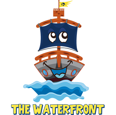Waterfront Kids is our Preschool - Kindergarten age ministry. Here, kids will start to get their feet wet and be introduced to Jesus and experience His love and goodness through fun crafts and games.   The Waterfront meets in our Education Building on the 1st floor.