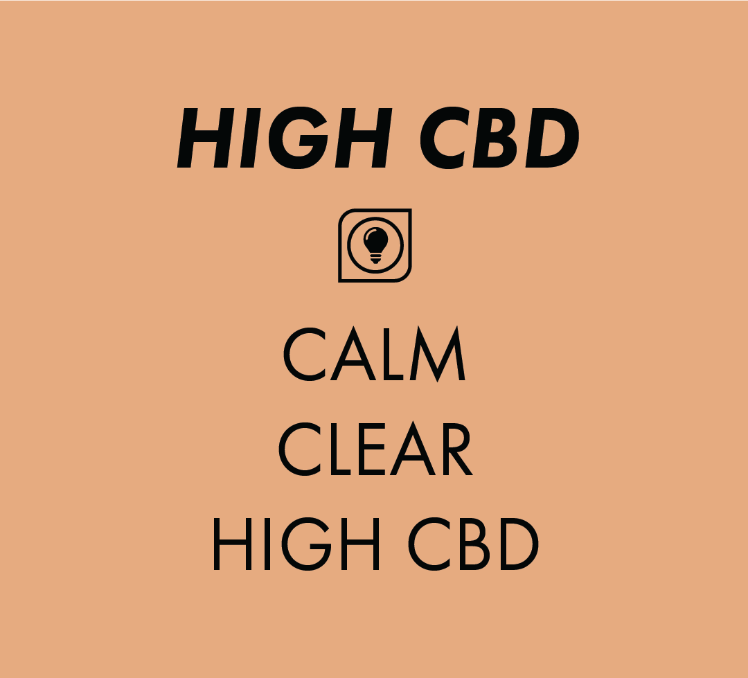 Peach Line (High CBD)   Products such as the 10:1 CBD/THC capsules and 4:1 CBD/THC suppository are ideal for those sensitive to THC. CPC patients with inflammation and anxiety designed these products to be taken on their own, or combined them with Red, Blue, and Black line products to create custom CBD/THC ratios.