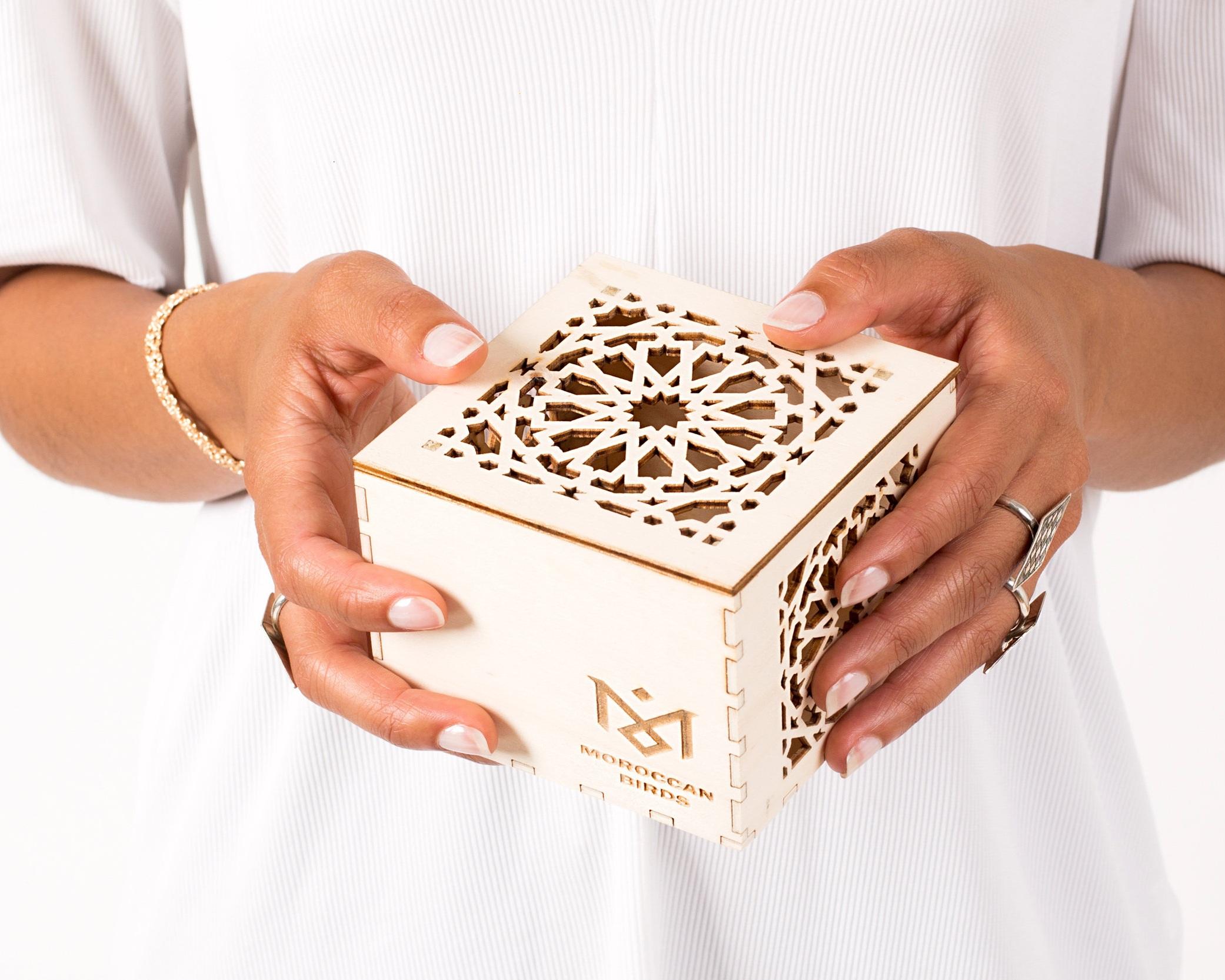 Al'Oud Small Jewelry Box