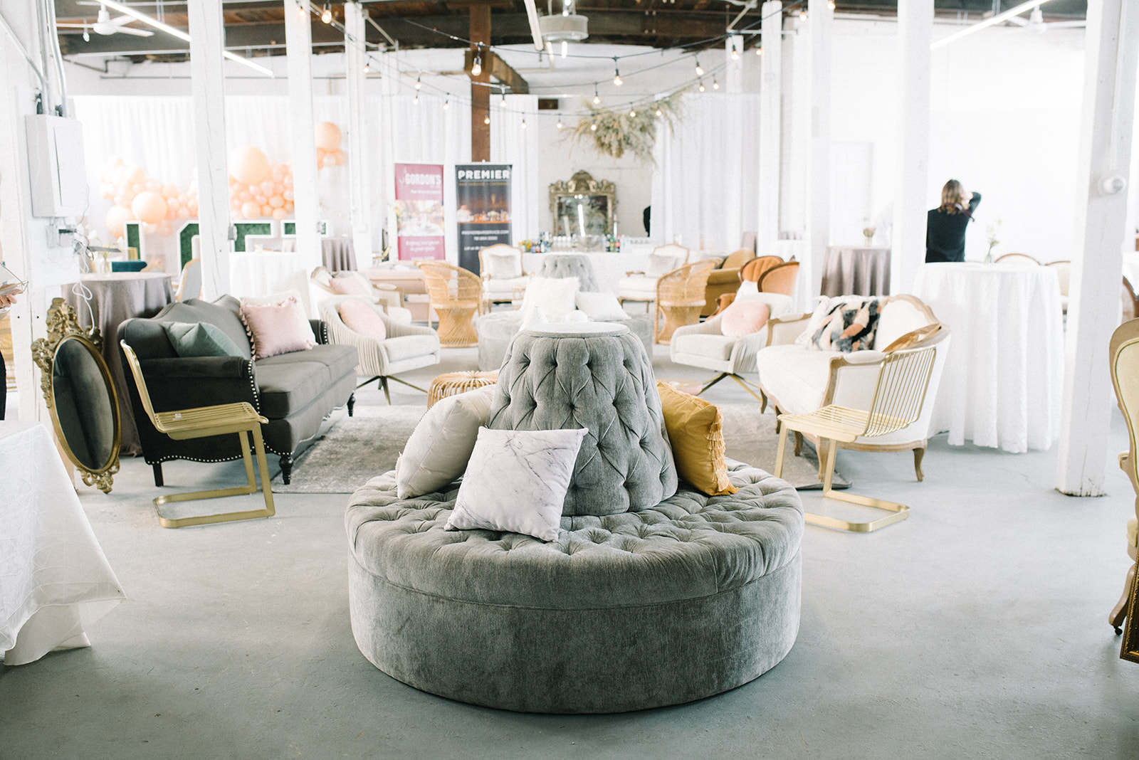 The Tannery Loft, Norwood ( Elizabeth Laduca Photography )