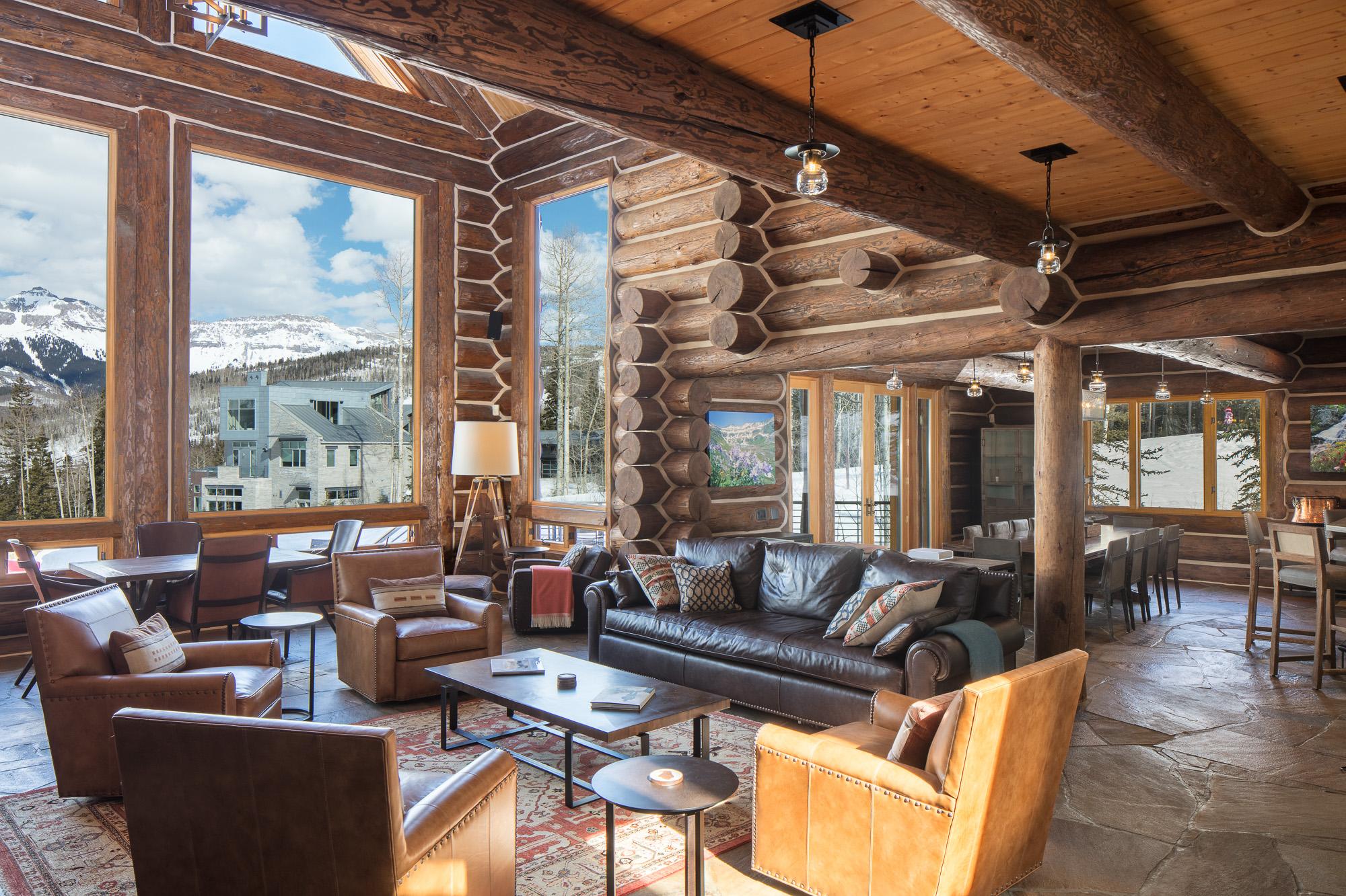 Mountain Village Home
