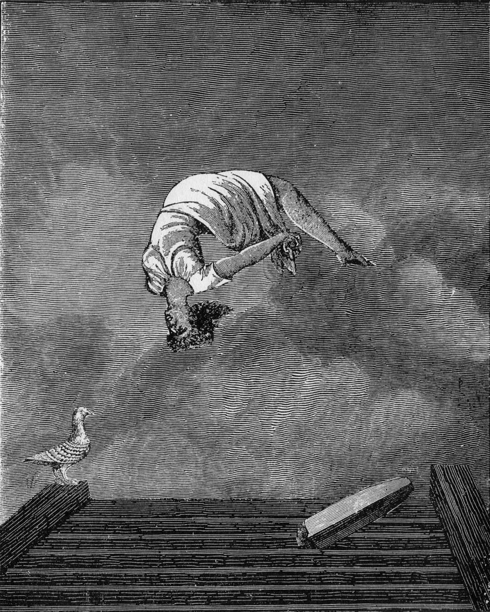 From 'Une Semaine De Bonté' by Max Ernst (1934)