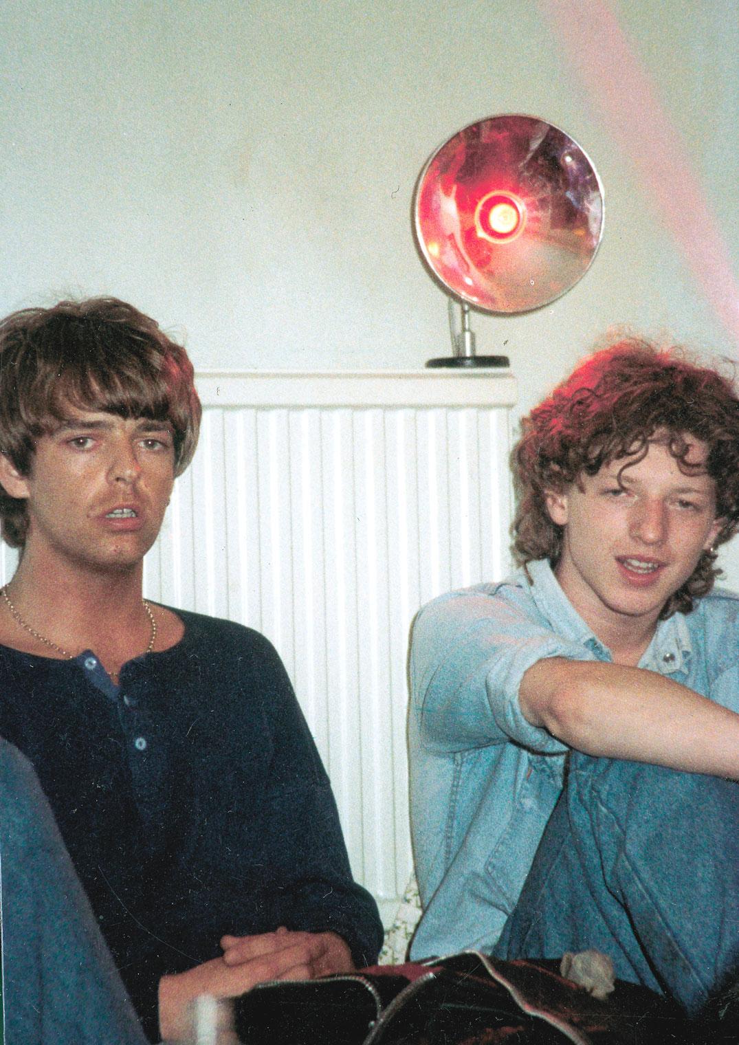 12 Lee Mavers & John Power_Andy Summerton 21st Birthday, 11 June 88.jpg
