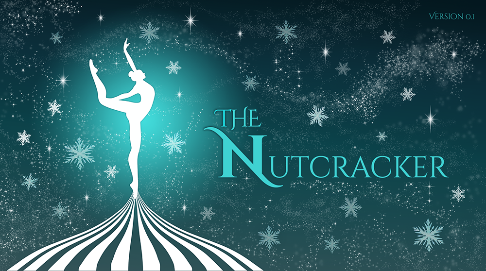 Game Version 0.1 has been uploaded to Apple for approval. The Nutcracker project is debuting as Big Top Ballet's Seasonal 'digital' act, just in time for the 2016 holidays. The mobile game for iOS, Android and the WebGl versions will be available for a limited time up until January 12, 2017.   Follow @BigTopBallet on  Instagram ,  Twitter  or  Facebook  to be the first to know.