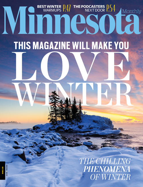 February 2016 Minnesota Monthly