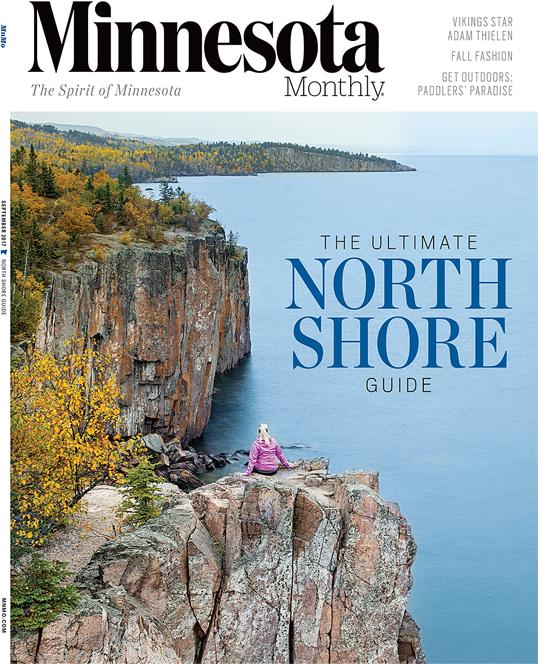 September 2017 Minnesota Monthly