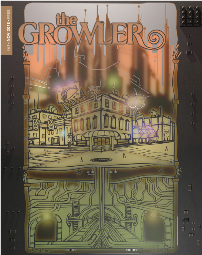 November 2018 The Growler