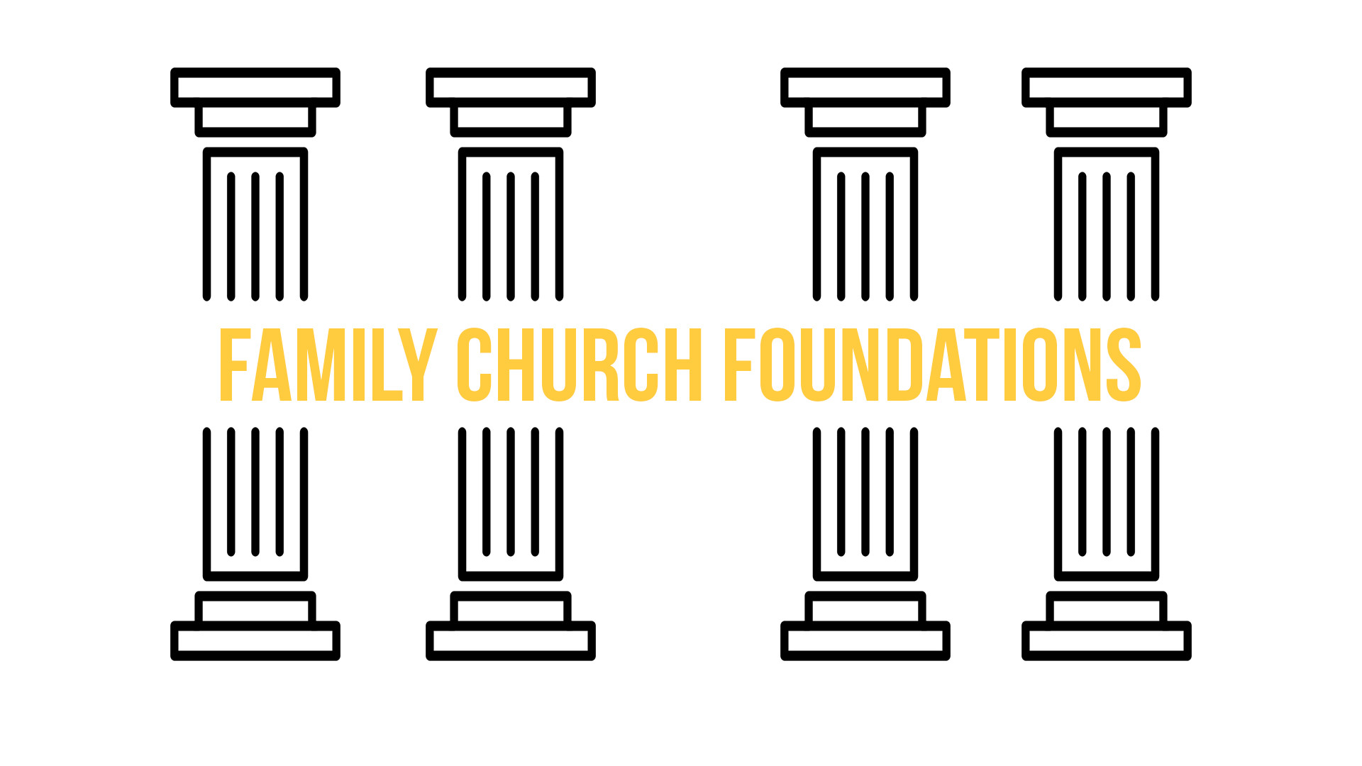 Looking more closely at Family Church structure and philosophy.