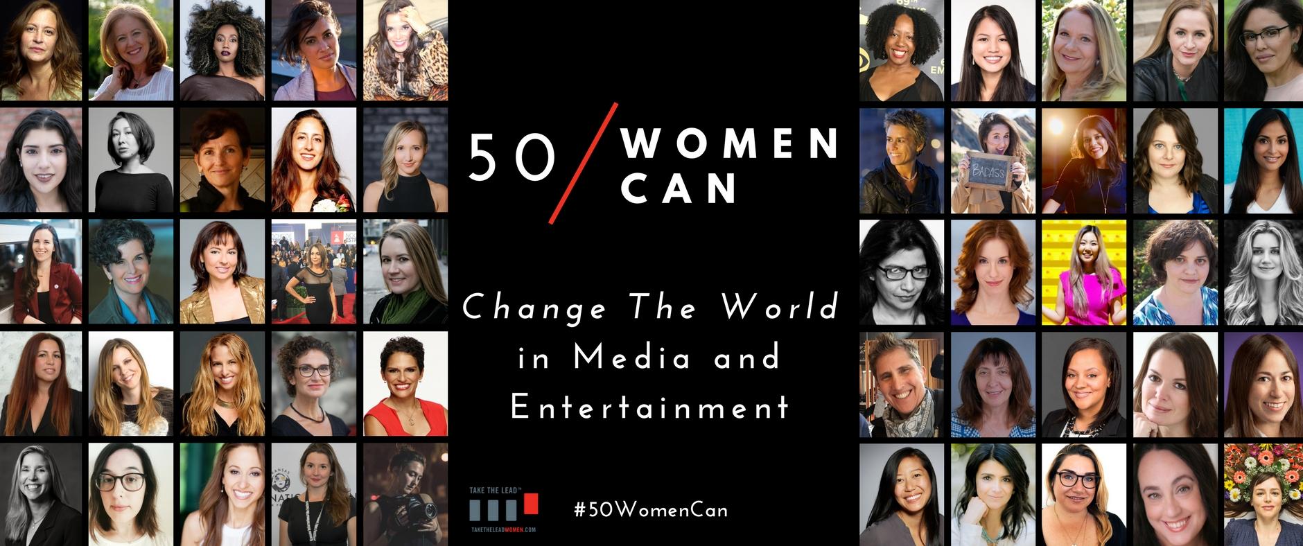 #50WomenCan