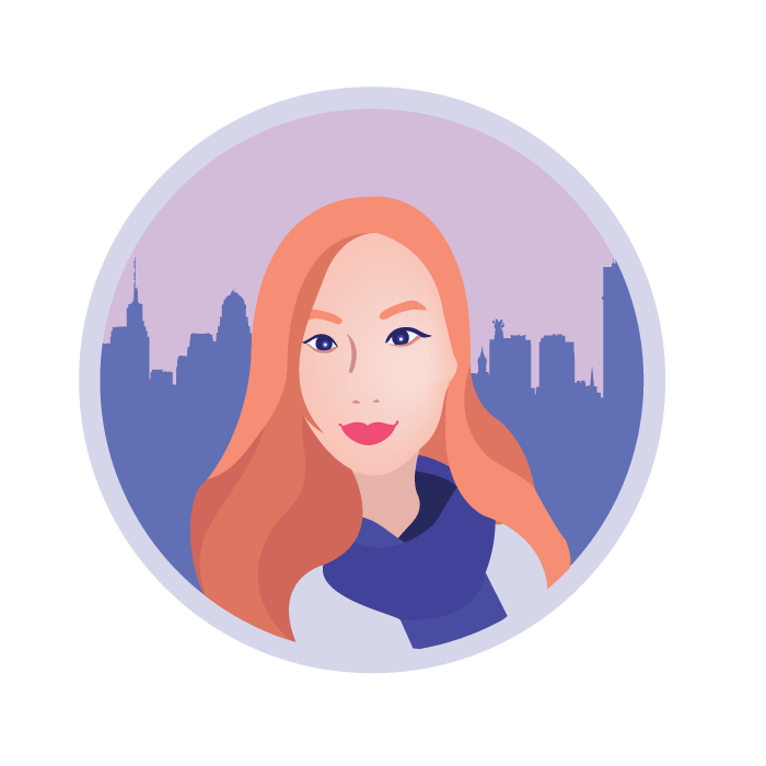 Jenny (Jiyeon)  Kang   Interaction Designer  + Coder  🎵 New York, New York 🎵