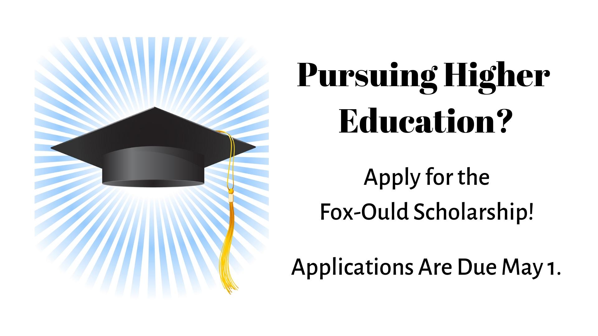 Fox Ould Scholarship.jpg