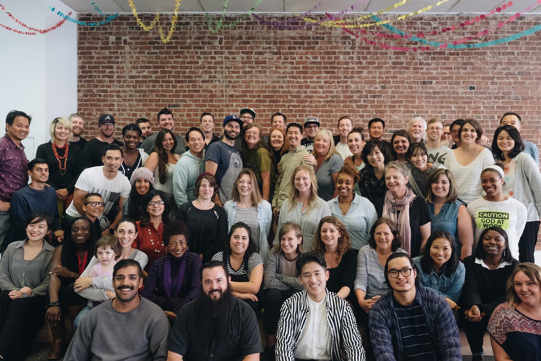 YWAM San Francisco Bay Area Staff 2017