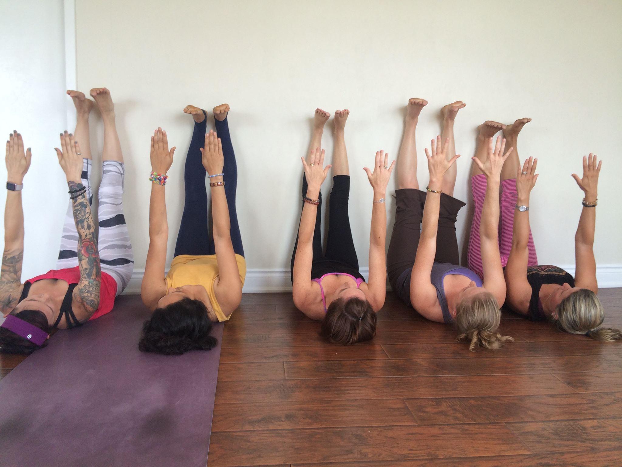 Yoga Teacher Training — Climber's Rock