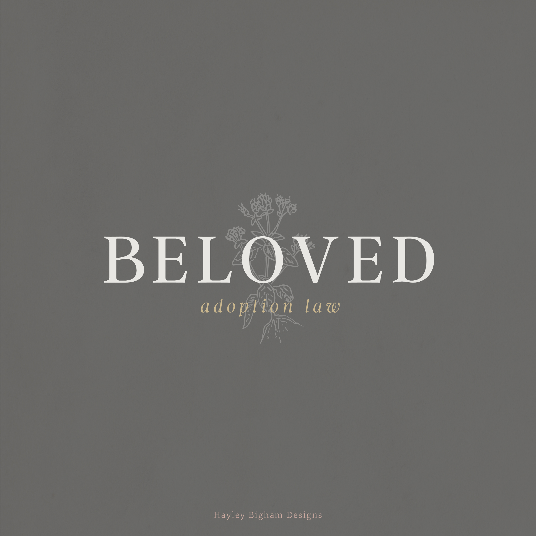 hayley bigham designs-tulsa graphic designer-Beloved Adoption Law-moodboard-logo design-tulsa oklahoma