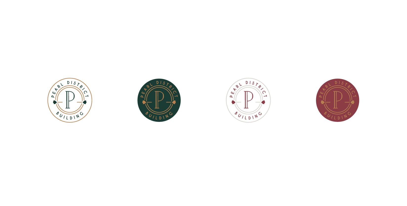 Pearl District Building – speakeasy eclectic branding – Hayley Bigham Designs – Tulsa Oklahoma Branding Studio – moody timeless antique