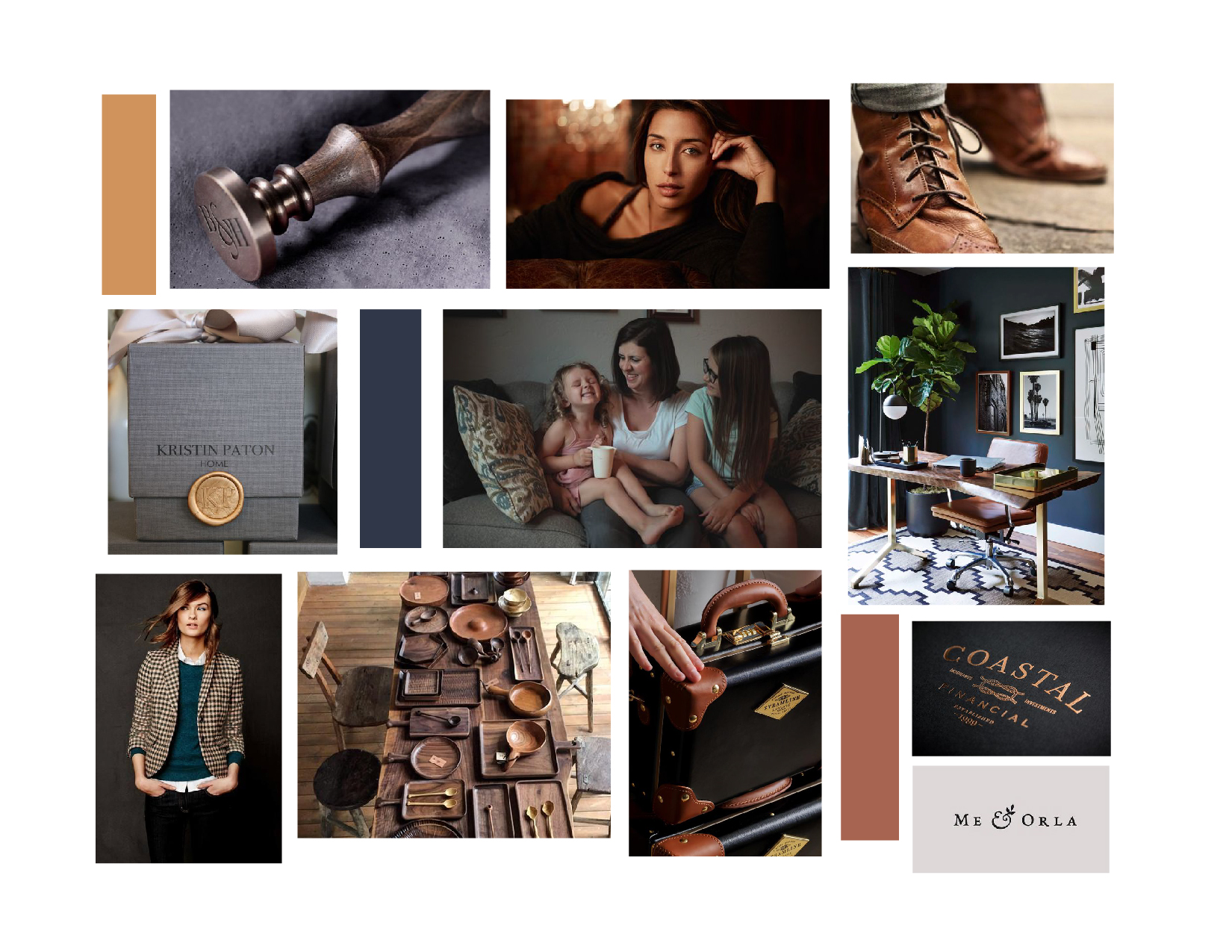Heart and Hope Photography - Moodboard - Family Documentary Photography - Oklahoma photography - Tulsa Brand Designer