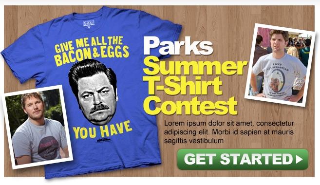 T-Shirt Contest | Fan Engagement