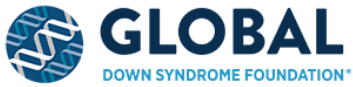 Global Down Syndrome Foundation logo