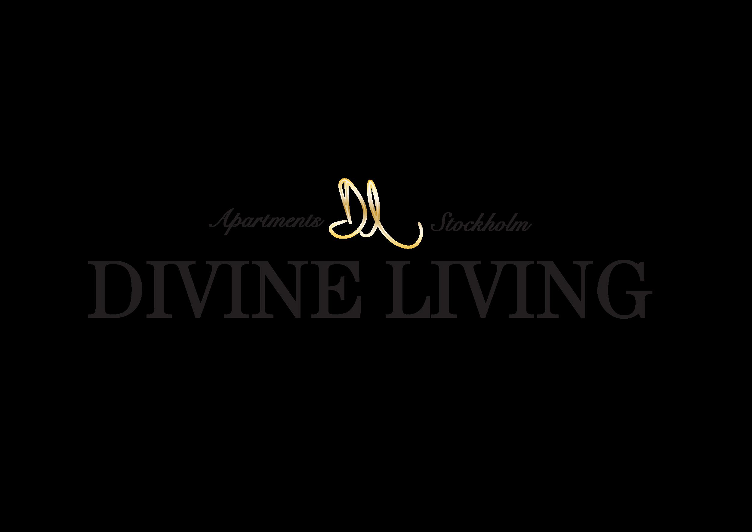 Divine Living Logo Transparant Svart.png