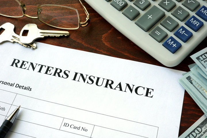 Picture of Renter's Insurance Form