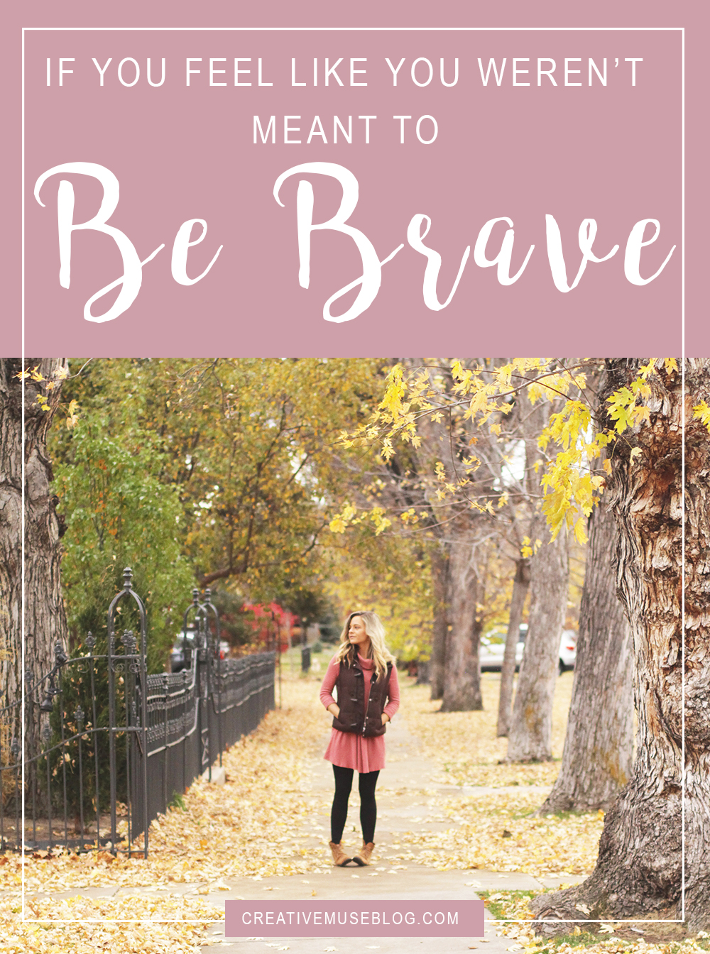 "We all want to be brave- to live a life so big and courageous that it inspires others to live beyond themselves for something greater. I can't tell you how many ""Brave"" themed Conferences I've attended, 5, 10, 15 Step Guides I've worked through, and books I've read cover to cover just trying to grasp a piece of the Brave pie for myself. But I usually finish feeling more frustrated, depressed and, well, exhausted than before. Am I the only one? I mean these women in the bible were CRAZY BRAVE!"