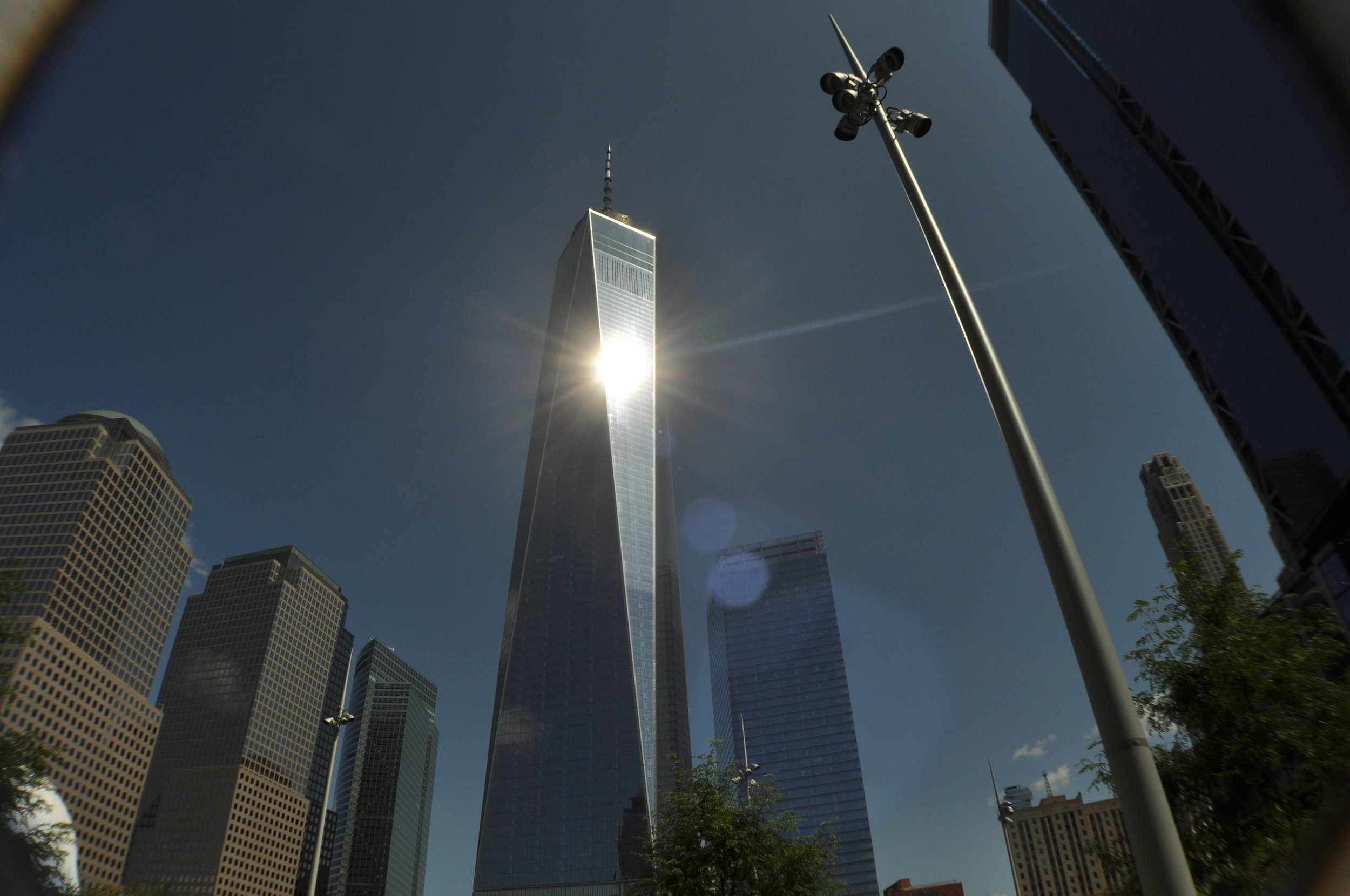 World Trade Center Tower One