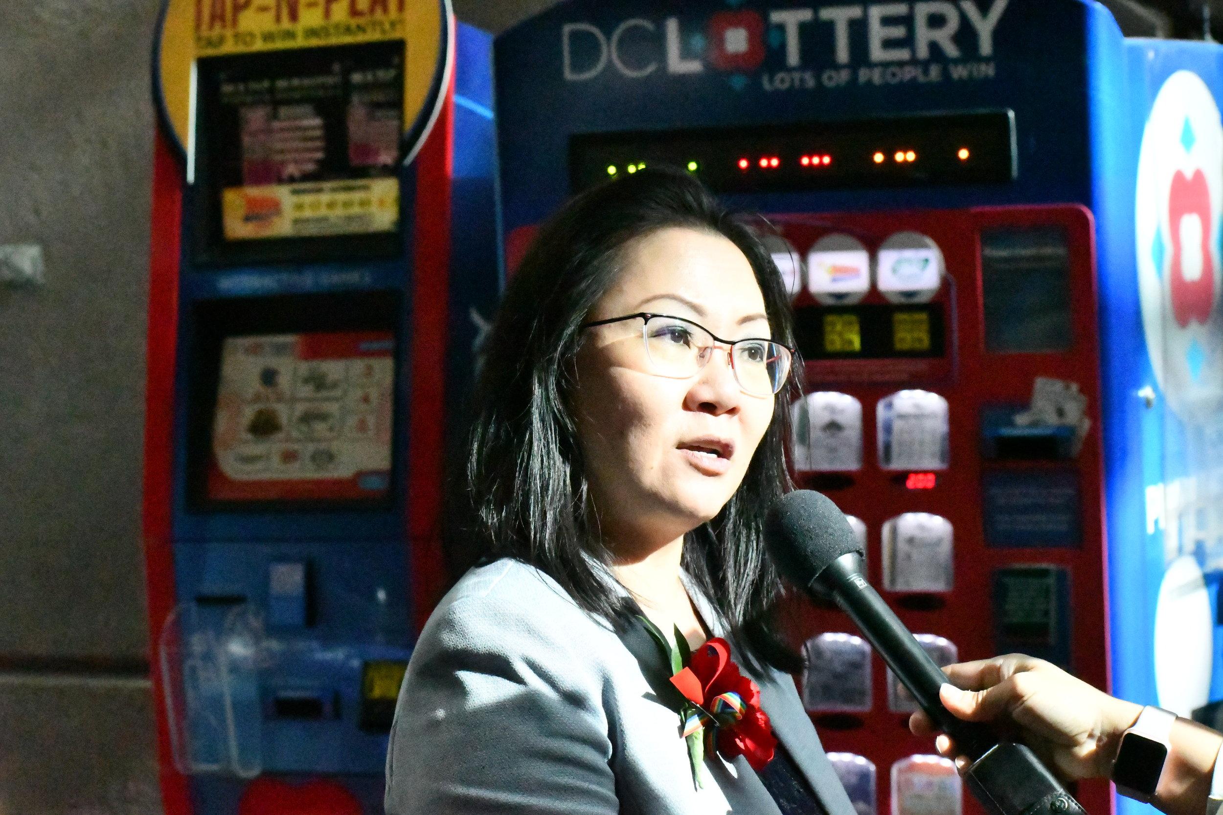 HyeSook Chung, Deputy Mayor Health and Human Services