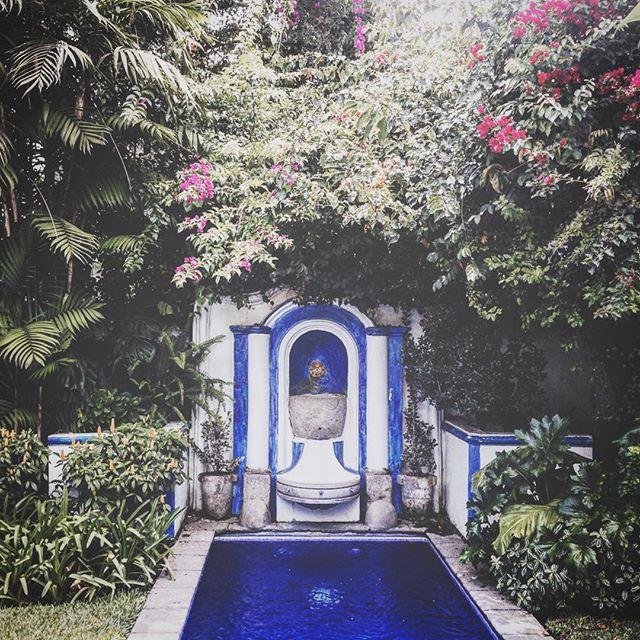 Charming Antigua courtyards