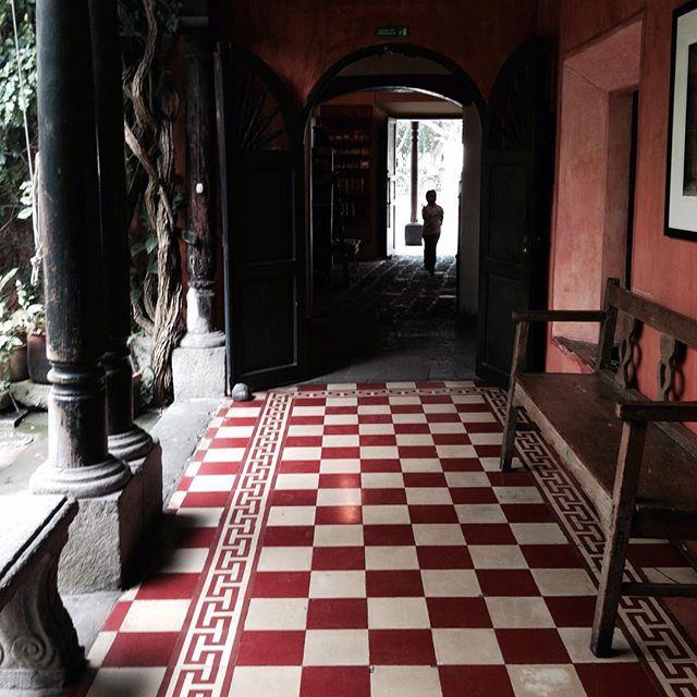 Centro historico de Antigua