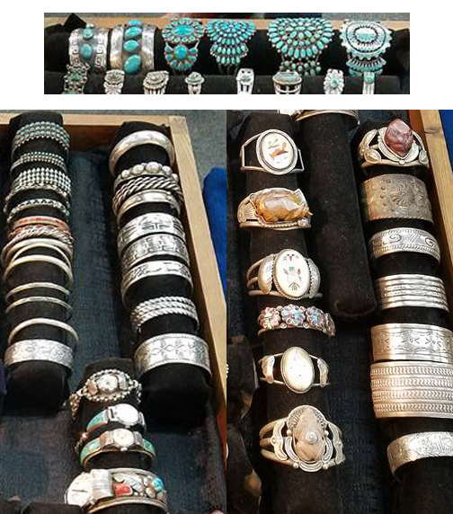 Stolen Bracelets  - (click to enlarge)