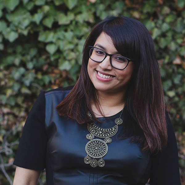 Melissa Alam, Co-founder & Creative Director of The Fearless Conference