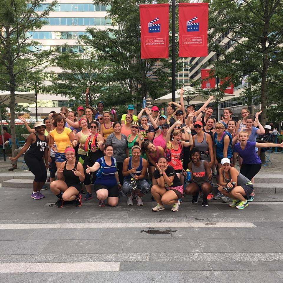 City Fit Girls Philadelphia