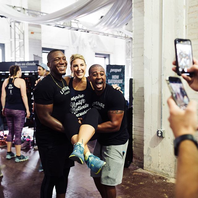 Hey @fitretreat attendees!! Our 2019 Questionnaire hit inboxes this afternoon 😎 Check your email and let us know which workout sessions you'd like to attend. Our instructors can't wait to sweat with you!! // Thanks to our partners who are helping making this year's event possible: @location215 @kismetcowork @tonic_cbd @hokaoneone @phillyrun // #cityfitgirls #fitretreatphl