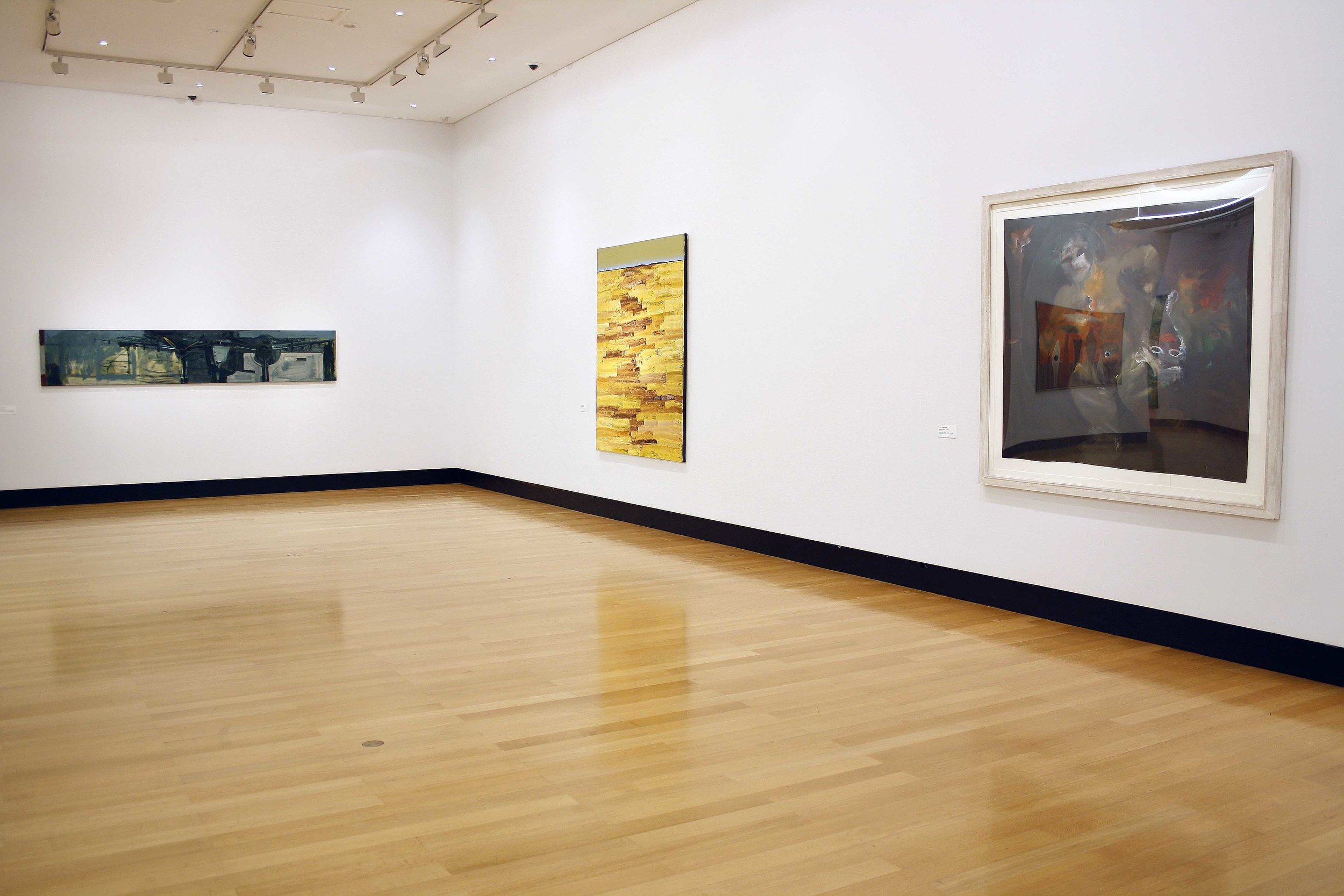 'Large scale works from the Ipswich Art Gallery Collection' Aug. - Sep. 2012