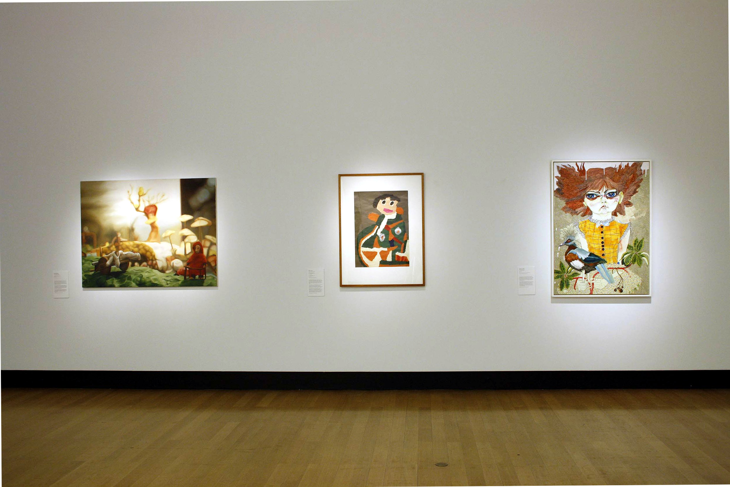 'Art and Australia Collection 2003-2013' Travelling exhibition Mar. - May 2014