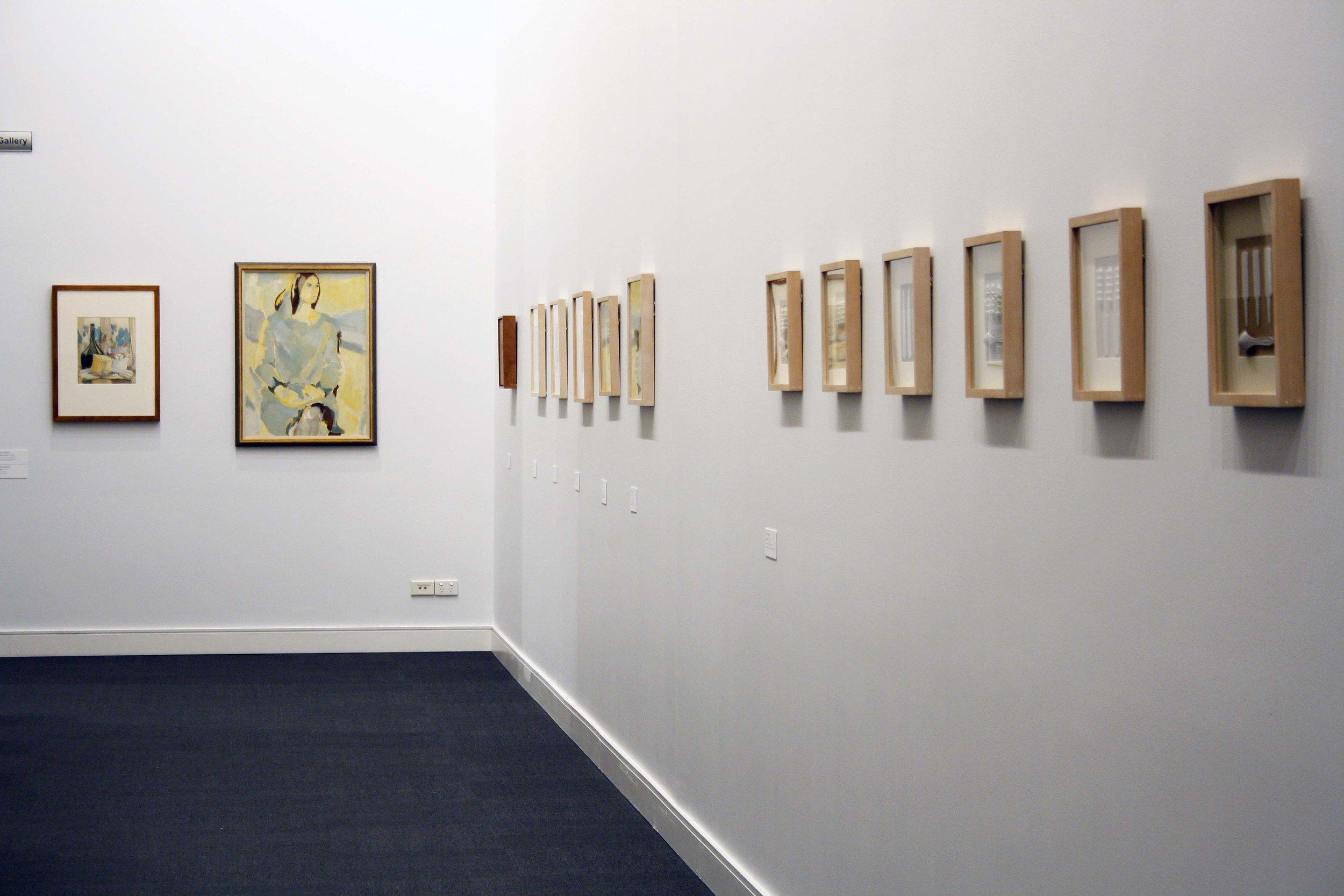 'Madonna Staunton: Selected works' Jun. - Aug. 2012