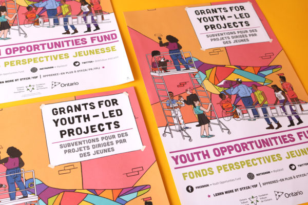 Youth Opportunities Fund supports 39 Non-profit projects with over $12M in grants - REVIVE has been funded to conduct a community-based research project that will improve the capacity of those in the the youth service sector to effectively respond to and serve the needs of Black youth facing multiple barriers..