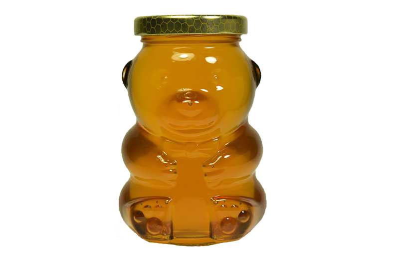 Bear Honey Jar