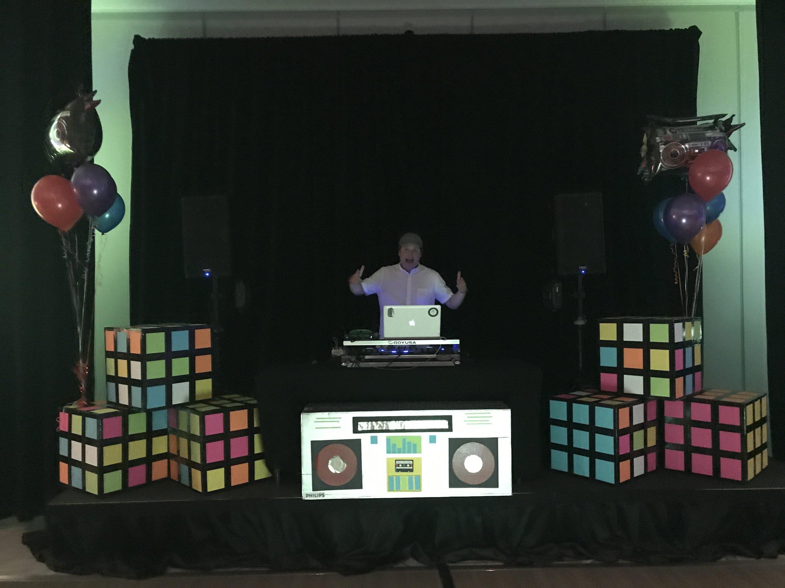 - Interactive MC/Event Hosting