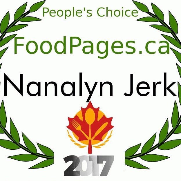 Another year! Let's start off 2018 right, come dine with us 10am-10pm Mon-sat and sun 1pm-8pm. 🤤  #toronto#torontofoodie#food#caribbean#caribbeanfood#jamaican#jerk#nanalynjerk#dinein#takeout#yummy