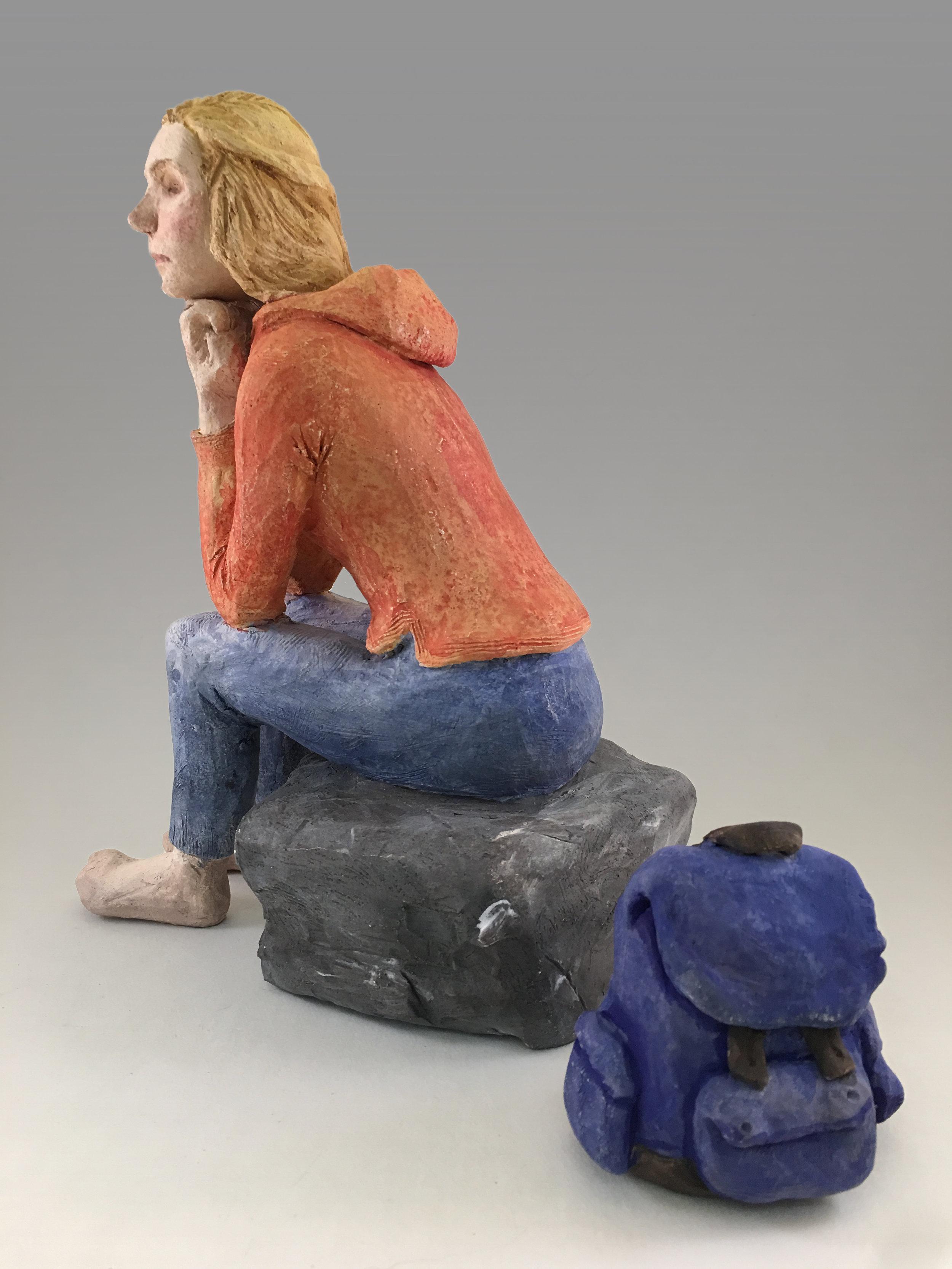 Artistic Merit Award - Congratulation to Jossie for receiving Artistic Merit Award at the 22nd Annual National K-12 Ceramic Exhibition