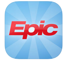 1. Epic Haiku - (77%)The essential companion application for the Epic EMR. The most useful feature is the ability to capture clinical images and upload them to the patient's chart. Because sometimes a picture really is worth a thousand words.iOS|Android