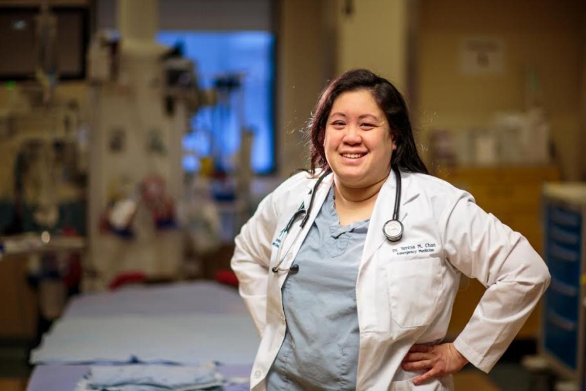 - Teresa ChanHBSc,BEd,MD,FRCPC,MHPEAssistant Professor, Dept. of MedicineDivision of Emergency MedicineProgram Director, Clinician Educator AFCMcMaster University