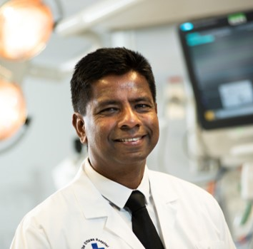 - Venkatesh Thiruganasambandamoorthy CCFP-EM, M.ScAssociate Professor, Dept. of Emergency Medicine, and School of Epidemiology and Public HealthScientist, Ottawa Hospital Research InstituteNew Investigator, Heart and Stroke Foundation CanadaStaff Attending Physician, The Ottawa Hospital