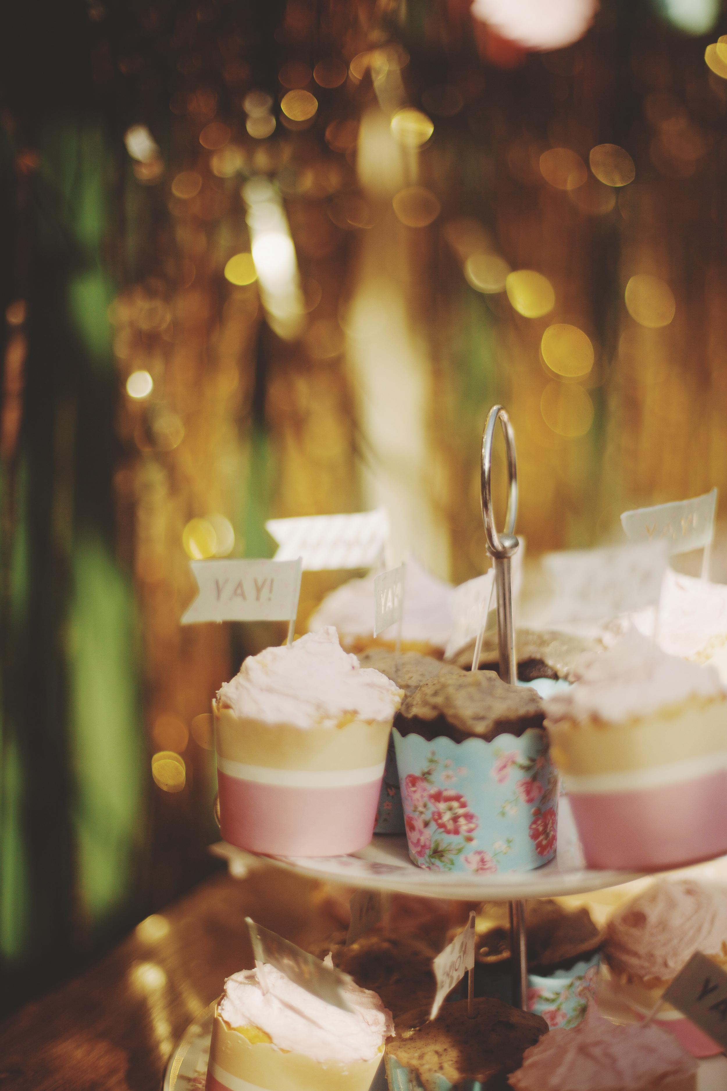 birthday cake at first birthday