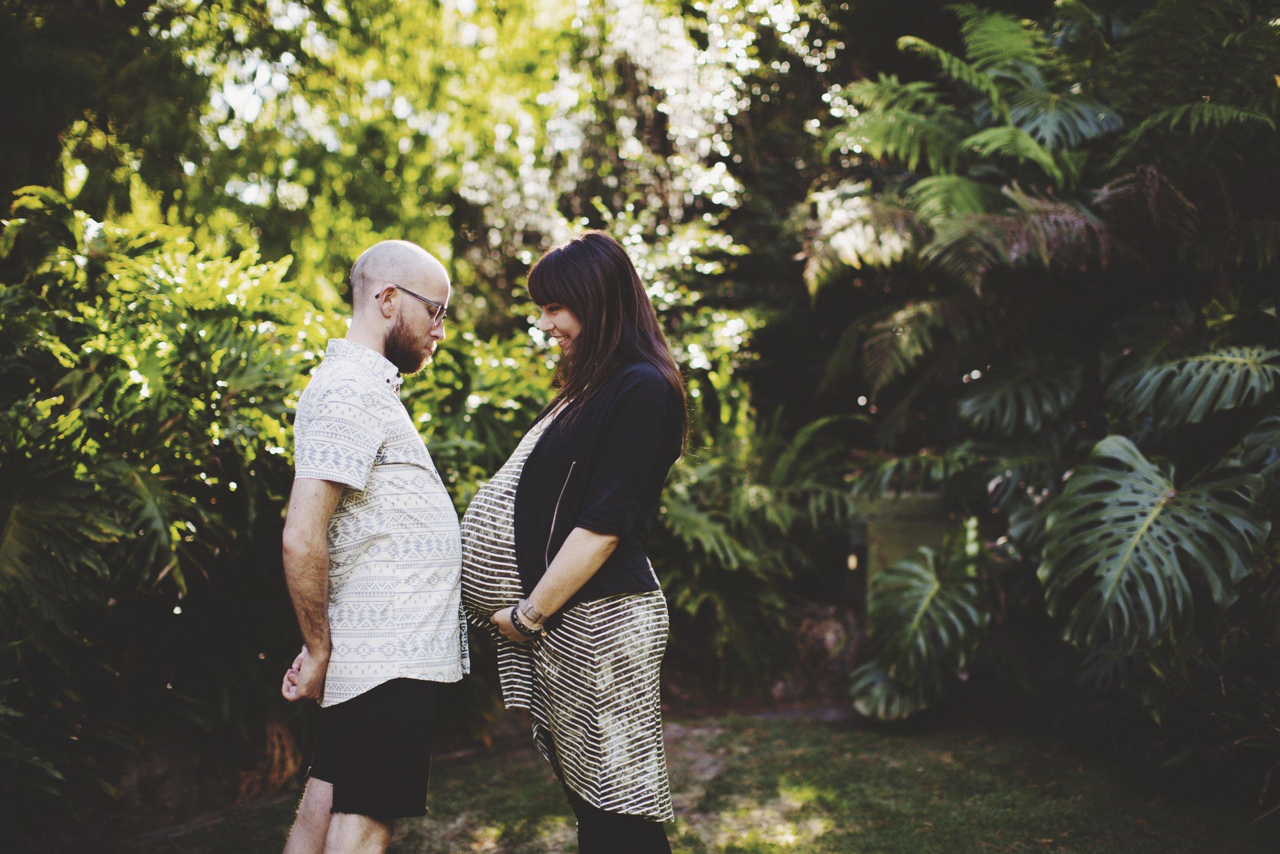 sydney pregnancy announcement