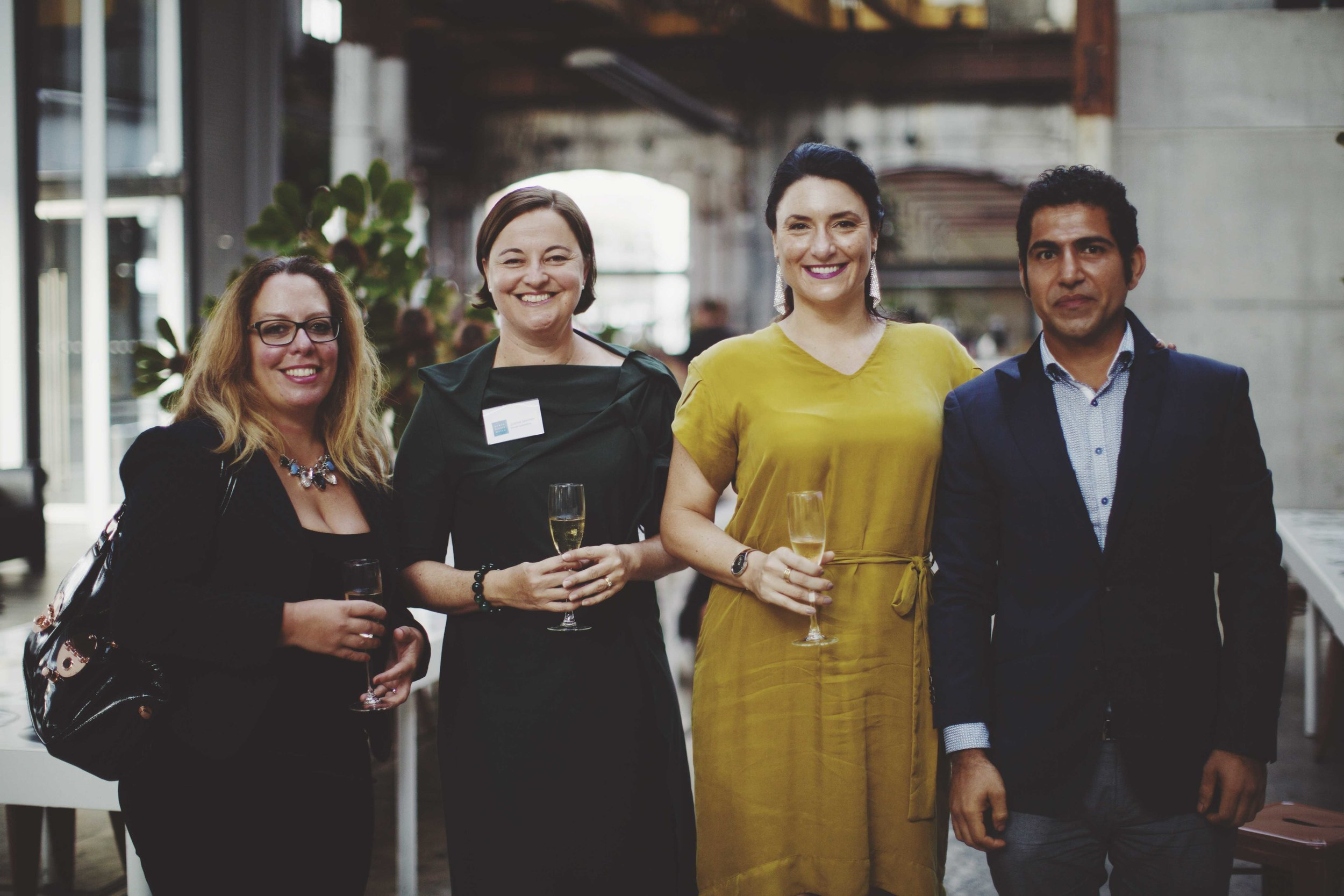 Shooting for HRW's annual charity event held at Sydney's Carriageworks