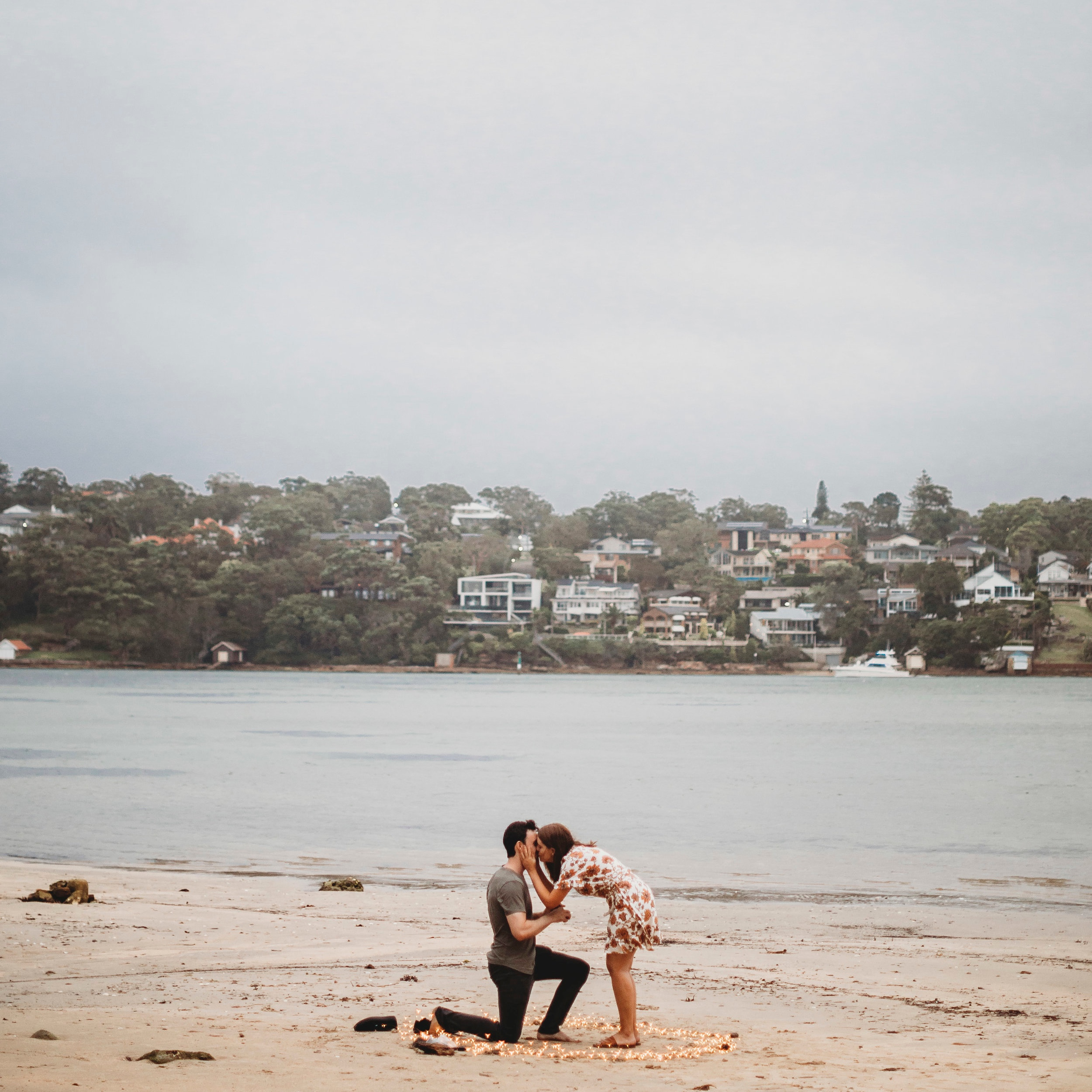 the beresfords - A surprise engagement on rainy afternoon
