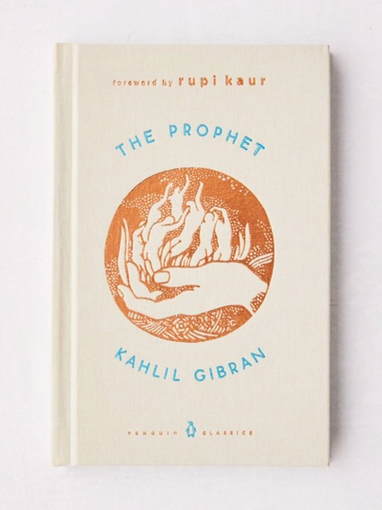 The Paper Fox Wedding Gift Guide. The Prophet by Kahlil Gibran