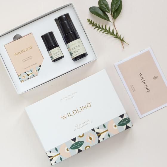 The Paper Fox Wedding Gift Guide. Wilding Empress Collection
